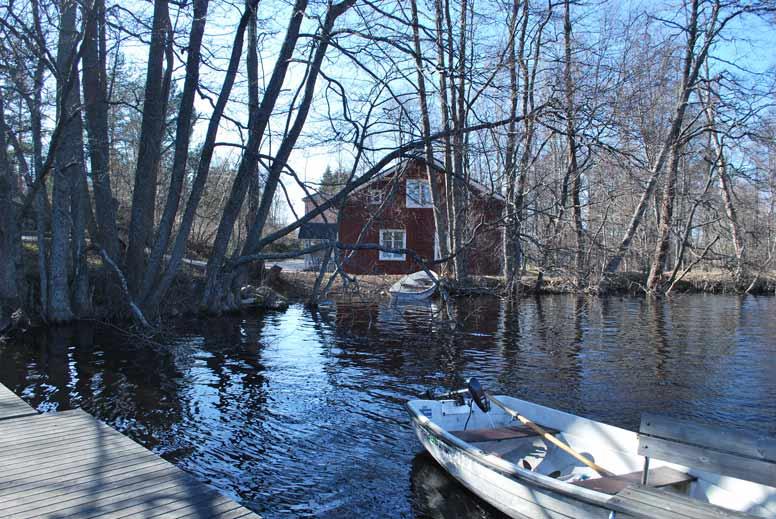 Hamarijärvi ja Patotalo